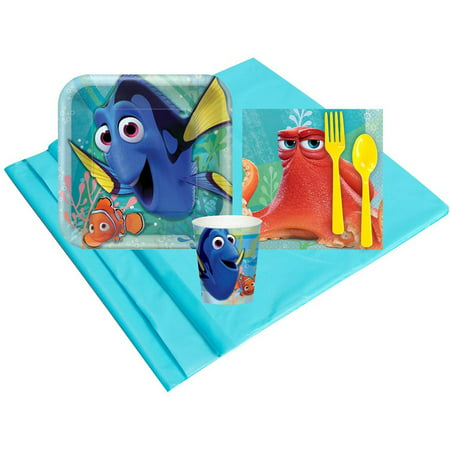 Disney Finding Dory 8 Guest Party Pack
