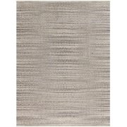 5 x 8 ft. Zola Modern Design Flat-Weave Rug, Gray