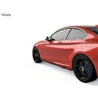 Vicrez BMW 2 Series F222014-2018 Side Skirt Splitter vz100954
