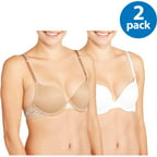 Maidenform Sweet Nothings Push Up Bra, Style 8104, 2 Pack