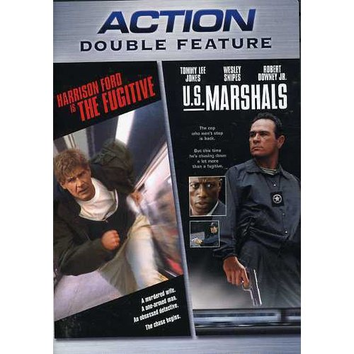 The Fugitive: Special Edition / U.S. Marshals(Double Feature) (Widescreen)