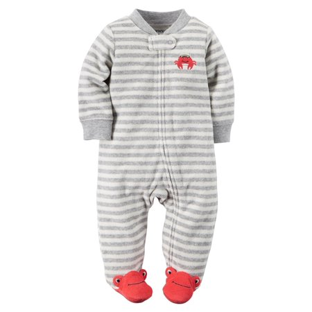 44022d56b Carter s - Carters Baby Clothing Outfit Boys Terry Zip-Up Sleep ...