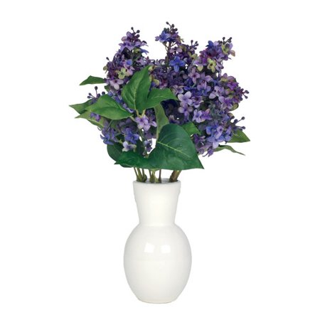 House of silk flowers inc artificial lilac in ceramic vase house of silk flowers inc artificial lilac in ceramic vase mightylinksfo