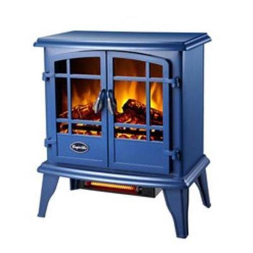 World Marketing EQS133 The Keystone Electric Stove (Steel Blue)