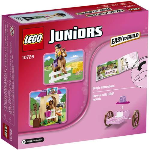 Lego Juniors Stephanies Horse Carriage 10726 Walmart