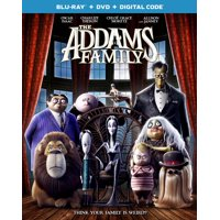 The Addams Family (Blu-ray + DVD + Digital Copy)