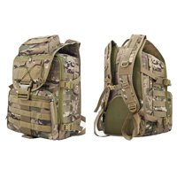 Ktaxon Military Tactical Army Backpack, 35L Rucksacks Shoulder Bag, Molle Daypack, Assault Pack, for Outdoor Sport, Travel, Hiking, Camping, Trekking