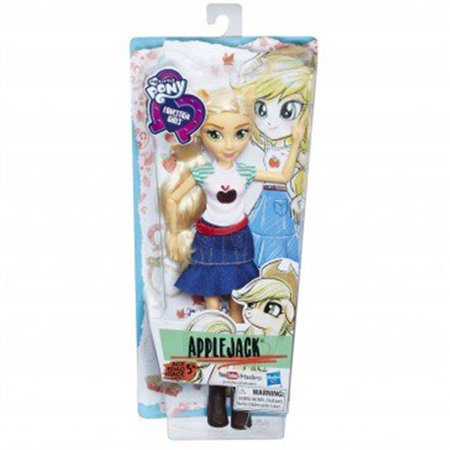 Hasbro HSBE0348 My Little Pony Equestria Girls Classic Doll Assorted 1 - Set of 6 (Pony Hasbro)