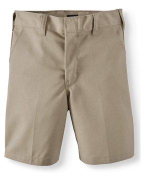 Genuine Dickies Boys School Uniform Traditional School Uniform Style Shorts, Sizes 4-20 & Husky