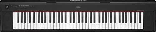 Yamaha NP32 76-Key Lightweight Portable Keyboard, Black by Yamaha