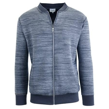 Men's Tech Fleece Stretch Sweater (Columbia Omni Tech Jacket)