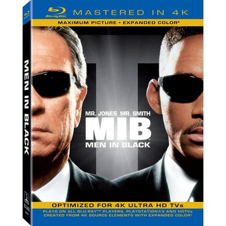 Men in Black (4K-Mastered) (Blu-ray)