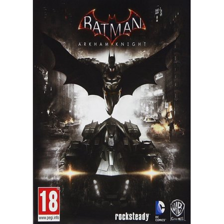 Batman Arkham Knight (PC Game) Be the Batman in the finale to the Arkham