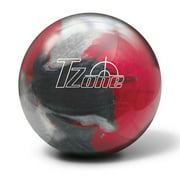 Best Pba Bowling Balls - Brunswick T-Zone Glow Bowling Ball- Scarlet Shadow (6lbs) Review
