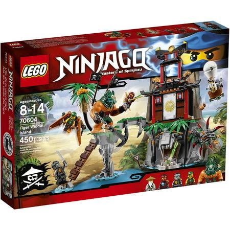 LEGO Ninjago Tiger Widow Island, 70604](Lego Ninjago Zane)