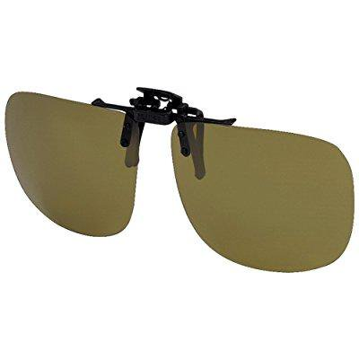 Eagle Eyes Sunglasses As Seen On TV Triple Filter Polarized - Clip Ons