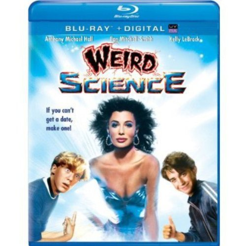 Weird Science (Blu-ray + Digital HD) (With INSTAWATCH) (Widescreen)