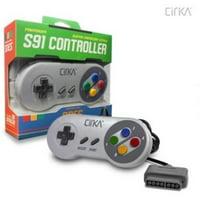 CirKa S91 Premium Controller for Super Nintendo