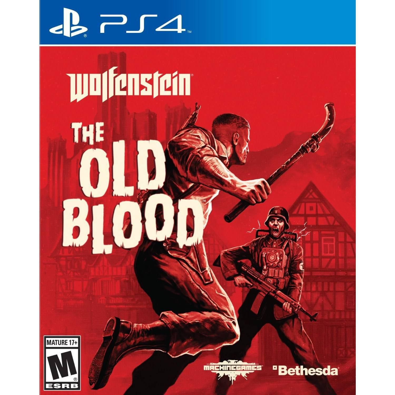 Wolfenstein: The Old Blood (PS4)