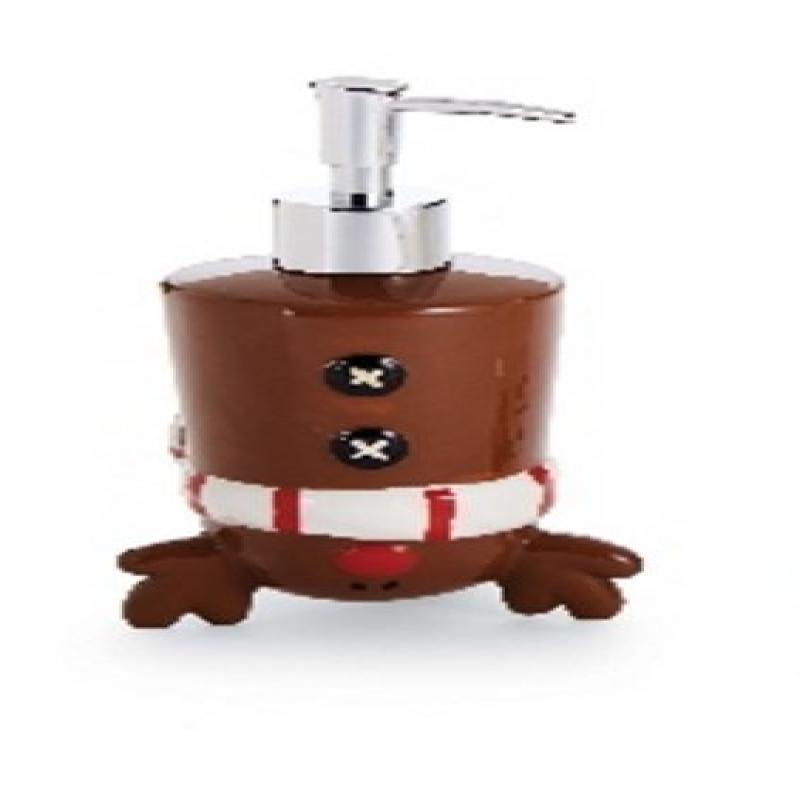 Mud Pie Christmas Soap Pump Reindeer
