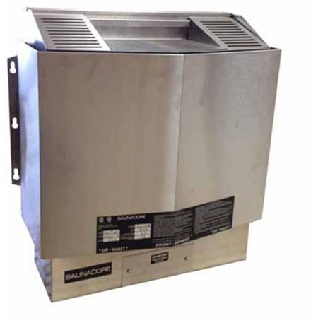SaunaCore KW2SE 2000 Watts Single Phase Heater Special Edition Residential Stove, 16. 7 Amps