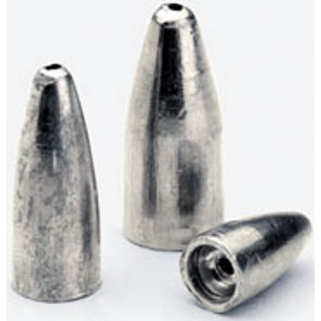 Bullet Weight Worm Lead 3/16Oz 100 Per Pack BWC316 (100 Bullets Lono)