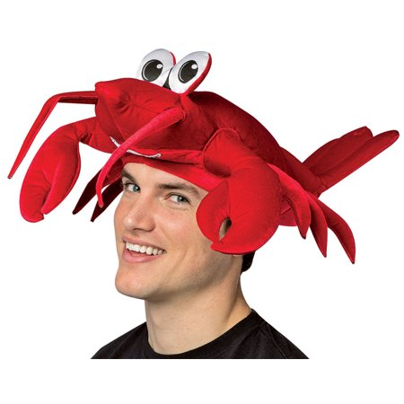 Morris costumes GC1528 Lobster Hat (Lobster Hat)