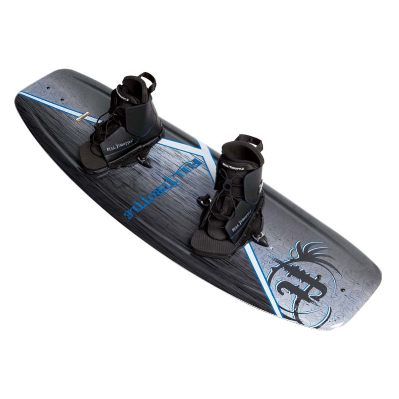 Full Throttle Aqua Extreme Wakeboard by Absolute Outdoor