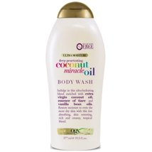 Body Washes & Gels: OGX Coconut Miracle Oil Body Wash