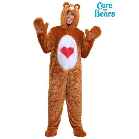 Care Bears Adult Classic Tenderheart Bear Costume