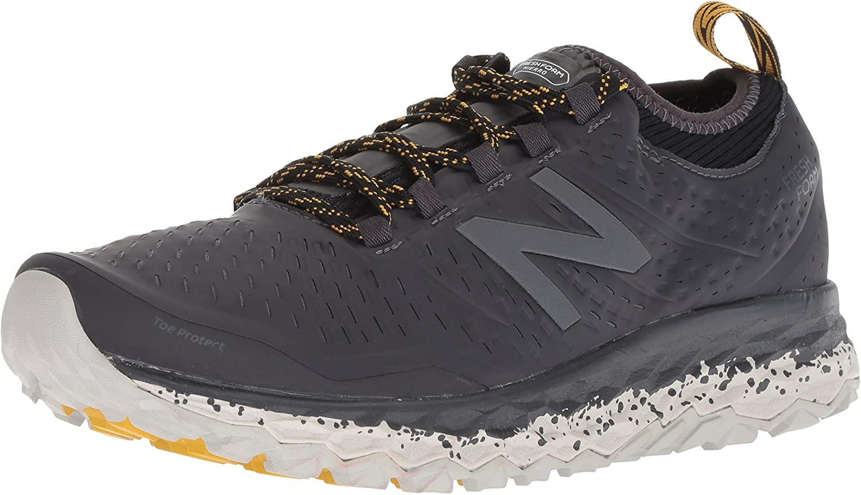 Trail Running Shoe, Grey/Black
