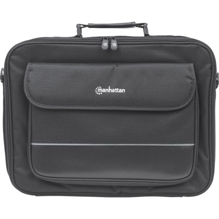 "Manhattan 421560 Empire Briefcase for 17"" Laptops"