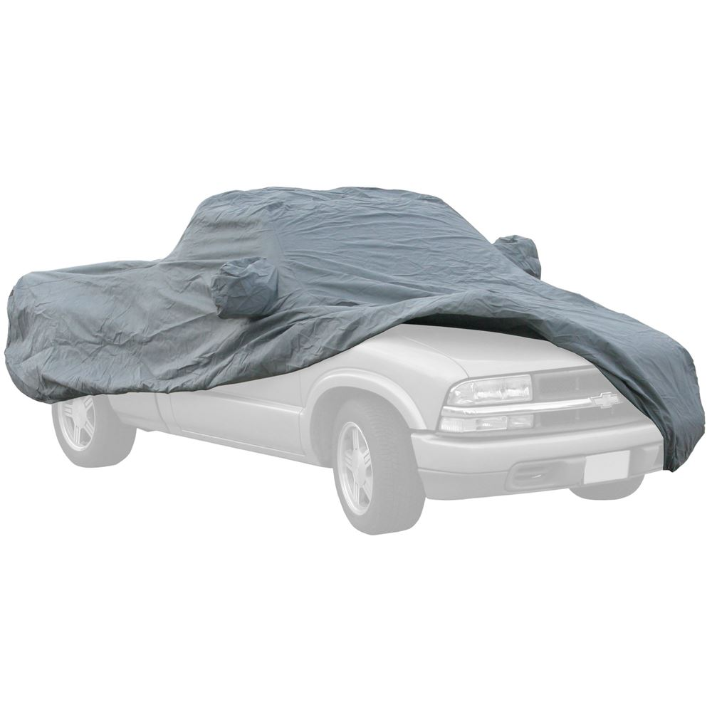 "15'7"" to 17' Mid-Size Short Bed Pickup Truck Cover"