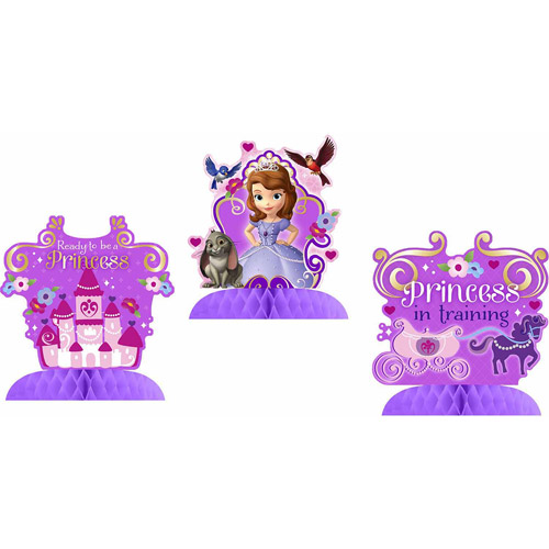 Sofia the First Centerpiece