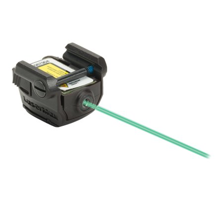 G2 Rail - LaserMax Micro Rail Mounted Green Laser, requires at least 3/4