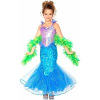 Mermaid Girls' Child Halloween Costume