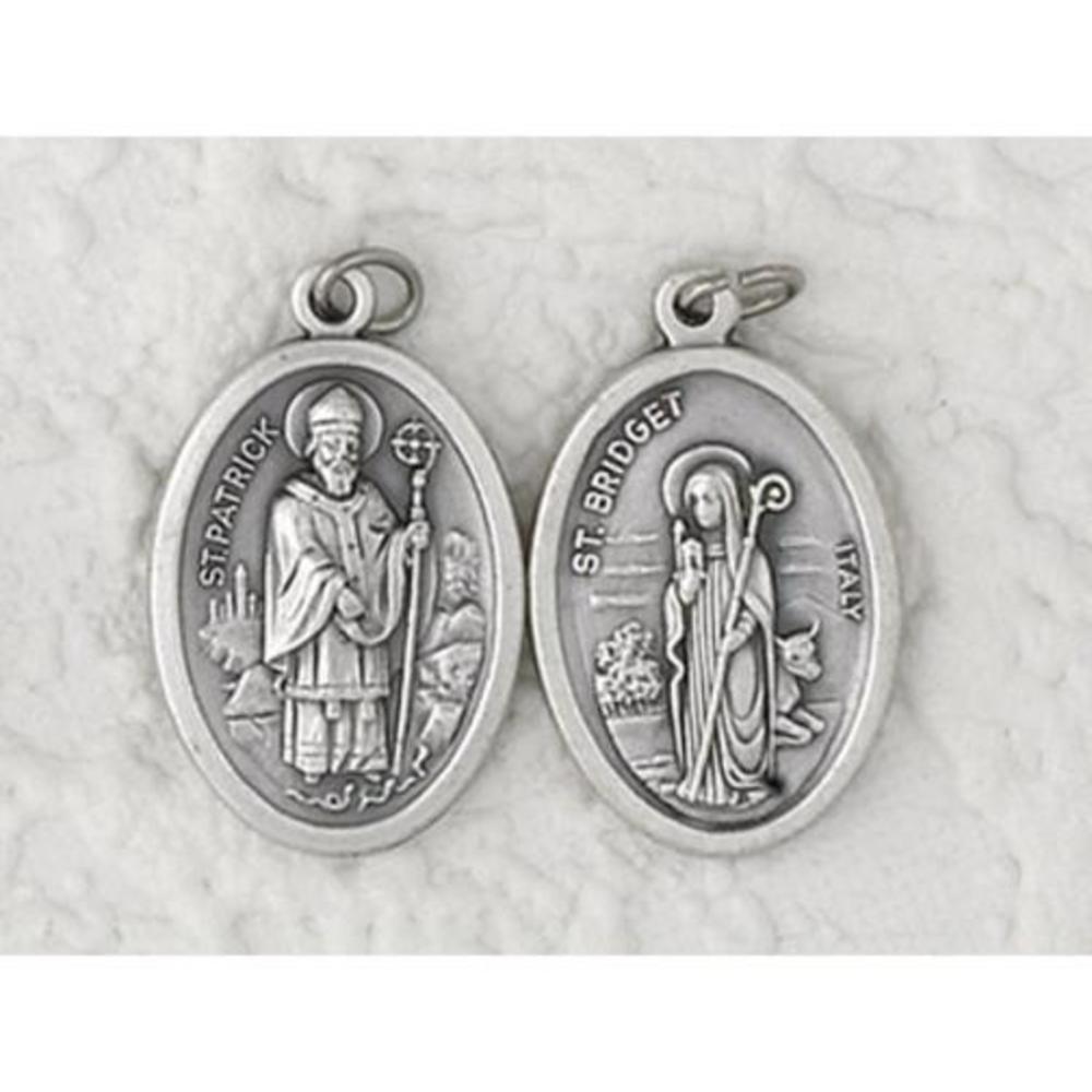25 St. Patrick/St. Bridget Medals