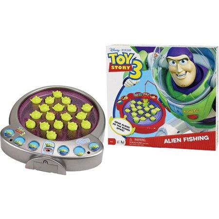 Disney Toy Story 3 Alien Fishing Game