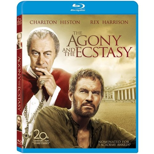 The Agony And The Ecstasy (Blu-ray) (Widescreen)