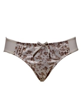 0ae93700cec7 Product Image Parfait by Affinitas Bess Bikini Panties Size XS Cream &  Coffee Womens