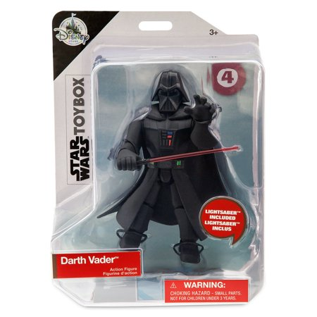 Disney Store Darth Vader Action Figure Star Wars Toybox New with Box](Disney Scar)