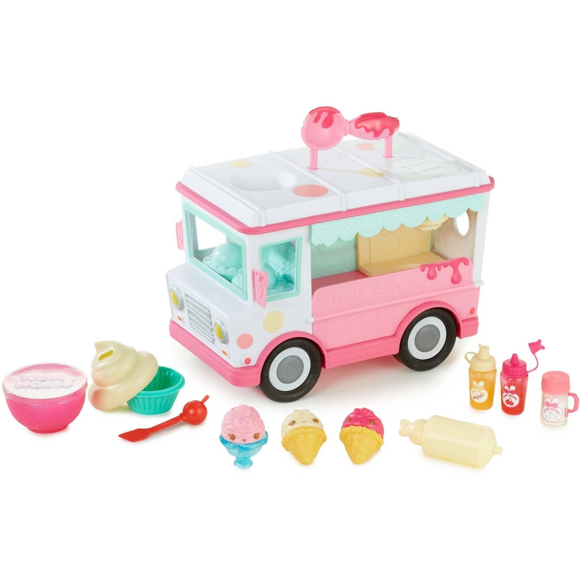 Num Noms Lipgloss Truck Craft Kit Walmart