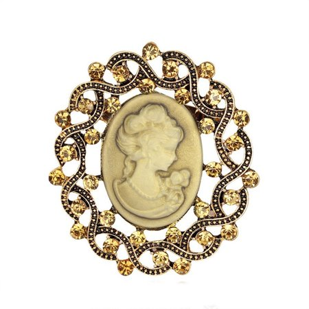 Fashion Jewelry Classic Brooch Good Reputation Over The World