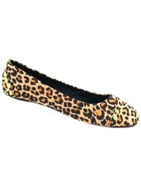 10150fb6dbc7a Product Image Shoes 18 Womens Ballerina Ballet Flat Shoes Solids Ziggs  Leopard 11