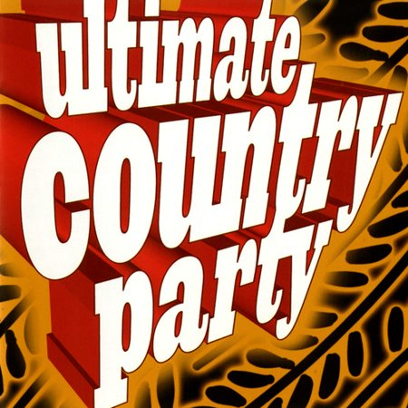 Ultimate Country Party (CD) (Party City Disco)