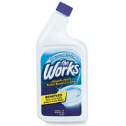32 OZ The Works Toilet Bowl Cleaner Professional Formula