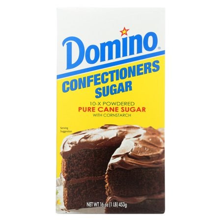Domino Sugar - Confectioners 10x - Pack of 24 - 1 (Powdered Sugar And Confectioners Sugar The Same)