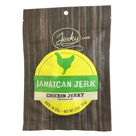 All-Natural Chicken Jerky - Jamaican Jerk