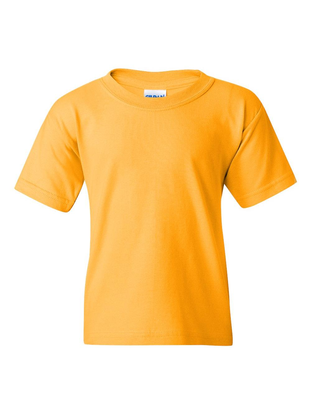 Gildan Activewear Heavy Cotton Youth Tee Shirt. Mint Green. XL.