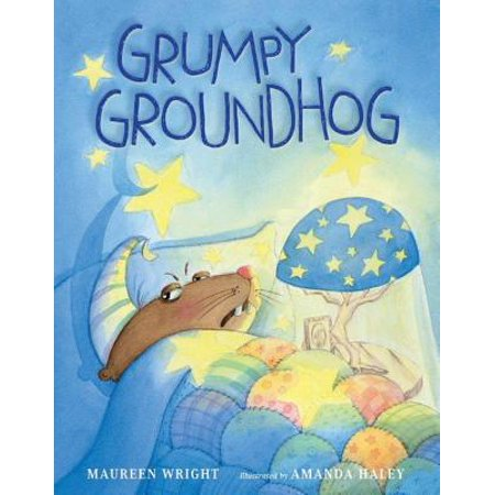 Grumpy Groundhog (Groundhog Hibernation)